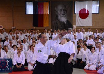Training Meister Nishida